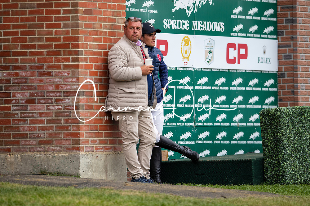 Philippaerts Ludo, Philippaerts Olivier, Clemens Pieter, BEL<br /> Spruce Meadows Masters - Calgary 2019<br /> © Hippo Foto - Dirk Caremans<br />  08/09/2019