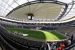 24.07.2010, Commerzbank Arena, Frankfurt, GER, Football EM 2010, Team Germany vs Team Austria, im Bild Commerzbank Arena vor dem Spiel,  EXPA Pictures © 2010, PhotoCredit: EXPA/ T. Haumer / SPORTIDA PHOTO AGENCY