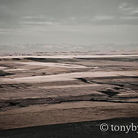 blackfeet indian reservation prairie conservation photography - blackfeet oil
