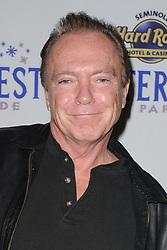 HOLLYWOOD FL - DECEMBER 12 : David Cassidy and his wife Sue Shifrin attend the Seminole Hard Rock Winterfest Boat Parade 2014 Grand Marshal Reception at the Seminole Hard Rock Hotel ©. 12 Dec 2014 Pictured: David Cassidy. Photo credit: MPI04/Capital Pictures / MEGA TheMegaAgency.com +1 888 505 6342
