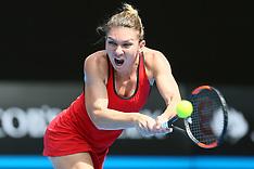 Australian Open 20 Jan 2018