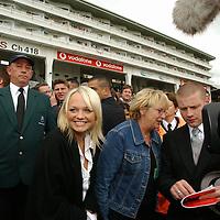 Derby celeb Emma 'Baby Spice' Bunton