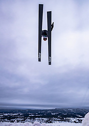 16.03.2019, Vikersundbakken, Vikersund, NOR, FIS Weltcup Skisprung, Raw Air, Vikersund, Teambewerb, im Bild Robert Johansson (NOR) // Robert Johansson of Norway during the team competition of the 4th Stage of the Raw Air Series of FIS Ski Jumping World Cup at the Vikersundbakken in Vikersund, Norway on 2019/03/16. EXPA Pictures © 2019, PhotoCredit: EXPA/ JFK