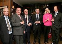 Simon Berry, Simon Leschallas, Comte Alexandre de Lur-Saluces, Jean-Philippe Delmas, Serena Sutcliffe and Prince Robert de Luxembourg