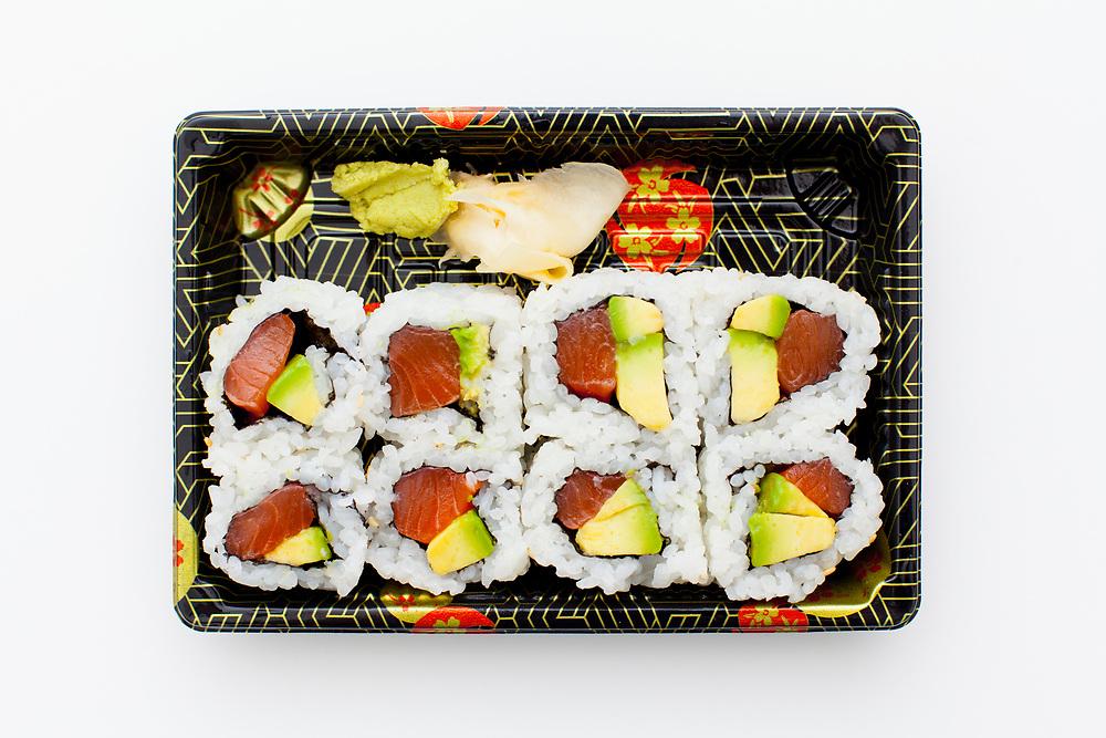 Alaska Roll from Ennju ($7.35)