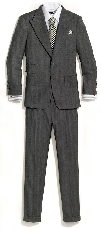 grey tom ford suit