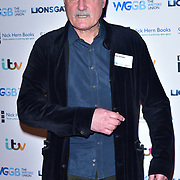 Tony Grisoni attends The Writers' Guild Awards at Royal College of Physicians on 15th January 2018.