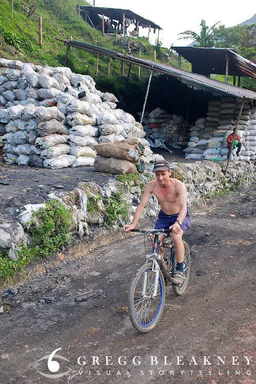Coal Mine Biker - Colombia