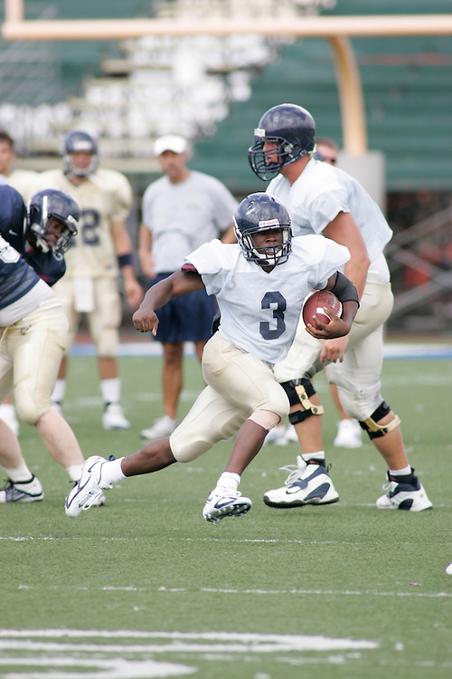 2005 FLORIDA INTERNATIONAL UNIVERSITY Football Pre-season scrimmage