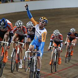 Raymond Kreder Nederlands kampioen klassement 2010