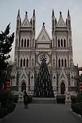 L'église du Nord dans le district de Xicheng, le 26 décembre 2012.