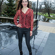 NLD/Amsterdam/20141217 - Musical Awards Nominatielunch 2015, Renee van Wegberg