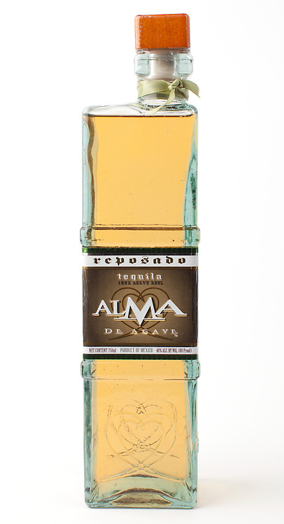 Alma de Agave reposado -- Image originally appeared in the Tequila Matchmaker: http://tequilamatchmaker.com