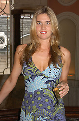 CELIA WALDEN at a party to celebrate the publication of 'A Much Married Man' by Nicholas Coleridge held at the ESU, Dartmouth House,  37 Charles Street, London W1 on 4th May 2006.<br /><br />NON EXCLUSIVE - WORLD RIGHTS