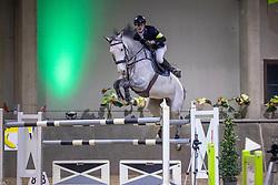 Aernouts Jurgen, BEL, Floor<br /> Nationaal Indoorkampioenschap  <br /> Oud-Heverlee 2020<br /> © Hippo Foto - Dirk Caremans