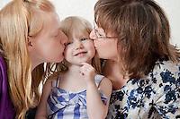 The Lyman girls portrait session April 26, 2012.