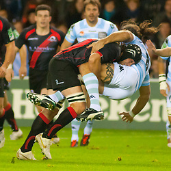 Edinburgh Rugby v Racing Metro | Heineken Cup | 18 November 2011