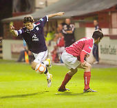Brechin City v Dundee (friendly) 01.09.11