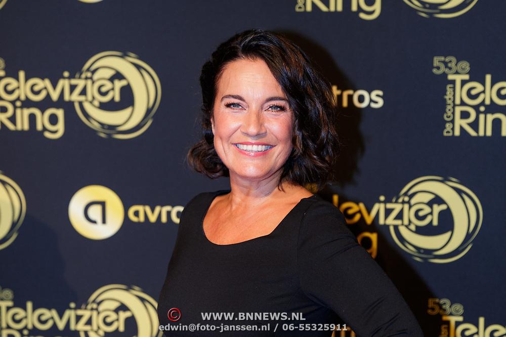 NLD/Amsterdam/20181011 - Televizier Gala 2018, Dione de Graaff