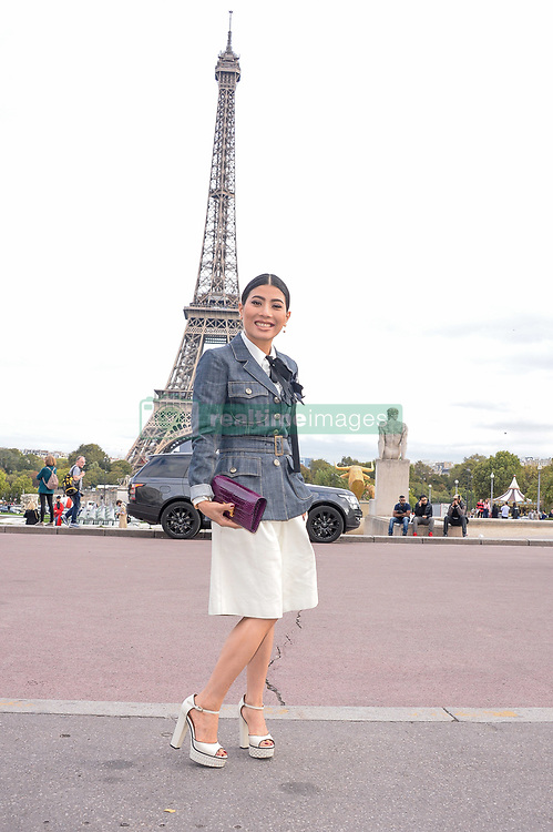 Princess of Thailand Sirivannavari Nariratana attending the Hermes Fashion Show at Trocadero during Paris Fashion Week Spring Summer 2018 held in Paris, France on October 2, 2017. Photo by Julien Reynaud/APS-Medias/ABACAPRESS.COM