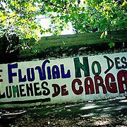 South America, Uruguay, Canelones, Montevideo, various scenes driving to Bodegas Carrau