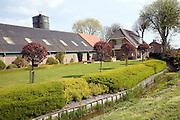 Farmhouse and buildings, Westgaag, near Maasluis, Netherlands