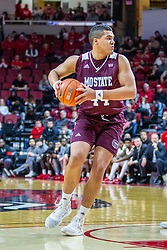 NORMAL, IL - January 07: Gaige Prim during a college basketball game between the ISU Redbirds and the University of Missouri State Bears on January 07 2020 at Redbird Arena in Normal, IL. (Photo by Alan Look)