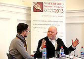 Waterford Writers Weekend 2013