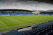 The Proact stadium, Chesterfield, England on 28 November 2015. Photo by Aaron Lupton.