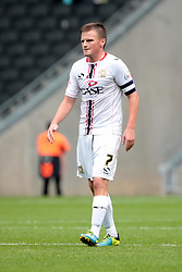 Milton Keynes Dons' Stephen Gleeson  - Photo mandatory by-line: Nigel Pitts-Drake/JMP - Tel: Mobile: 07966 386802 24/08/2013 - SPORT - FOOTBALL - Stadium MK - Milton Keynes - Milton Keynes Dons V Bristol City - Sky Bet League One