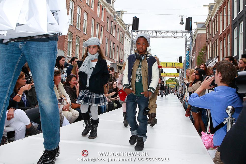 NLD/Amsterdam/20110904 - Grazia PC Catwalk 2011,