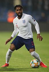 England's Danny Rose