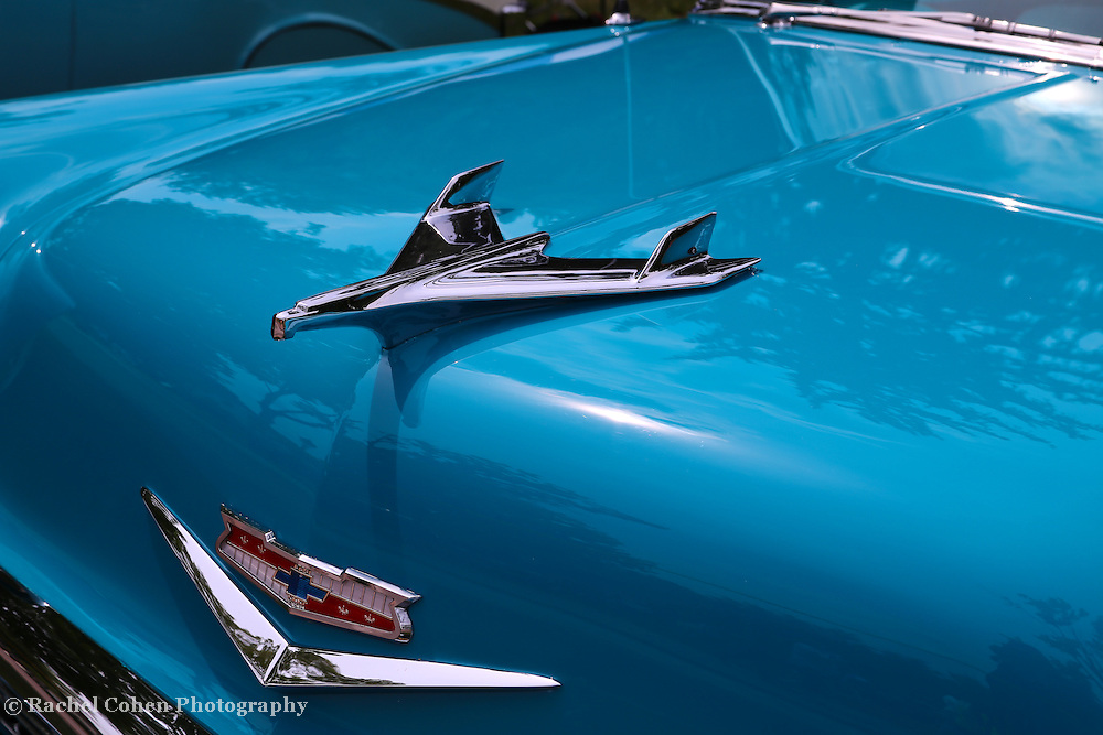 &quot;1956 Chevrolet Hood Ornament&quot;<br />