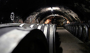 Wine cellars at the Schloss Johannisberg vineyard | July 2005