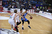 VL Pesaro vs Betaland Capo d'Orlando 11 marzo Foto Ciamillo Stojanovic Vojislav