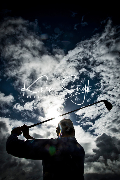 WIMEREUX - (Illustratief) Golfer, Copyright Koen Suyk