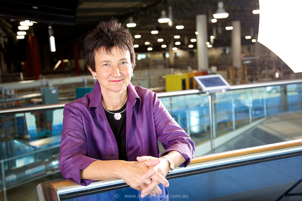 Dr. Shirley Lanning, Australian Synchrotron
