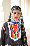 Beautiful Indian girl in traditional dress