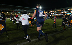 Chris Pennell of Worcester Warriors runs out to face London Irish  - Mandatory by-line: Robbie Stephenson/JMP - 22/12/2017 - RUGBY - Sixways Stadium - Worcester, England - Worcester Warriors v London Irish - Aviva Premiership