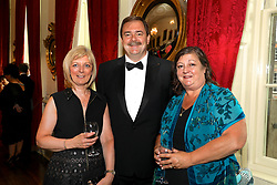 Valeria Metcalfe,FCM Travel Solutions.<br /> John Keogh,Aer Lingus.<br /> Jayne Keogh,Aer Lingus.