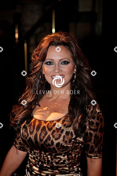 AMSTERDAM - In het Amstel Hotel zijn de Beau Monde Awards 2011 weer uitgereikt.  Met op de foto Tatjana Simic. FOTO LEVIN DEN BOER - PERSFOTO.NU
