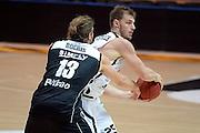 DESCRIZIONE : Trento Eurocup 2015-16 Dolomiti Energia Trento Dominion Bilbao Basket<br /> GIOCATORE : Luca Lechthaler<br /> CATEGORIA : passaggio<br /> SQUADRA : Dolomiti Energia Trento<br /> EVENTO : Eurocup 2015-2016 <br /> GARA : Dolomiti Energia Trento - Dominion Bilbao Basket<br /> DATA : 11/11/2015 <br /> SPORT : Pallacanestro <br /> AUTORE : Agenzia Ciamillo-Castoria/L.Savorelli<br /> Galleria : Eurocup 2015-2016 <br /> Fotonotizia : Trento Eurocup 2015-16 Dolomiti Energia Trento - Dominion Bilbao Basket