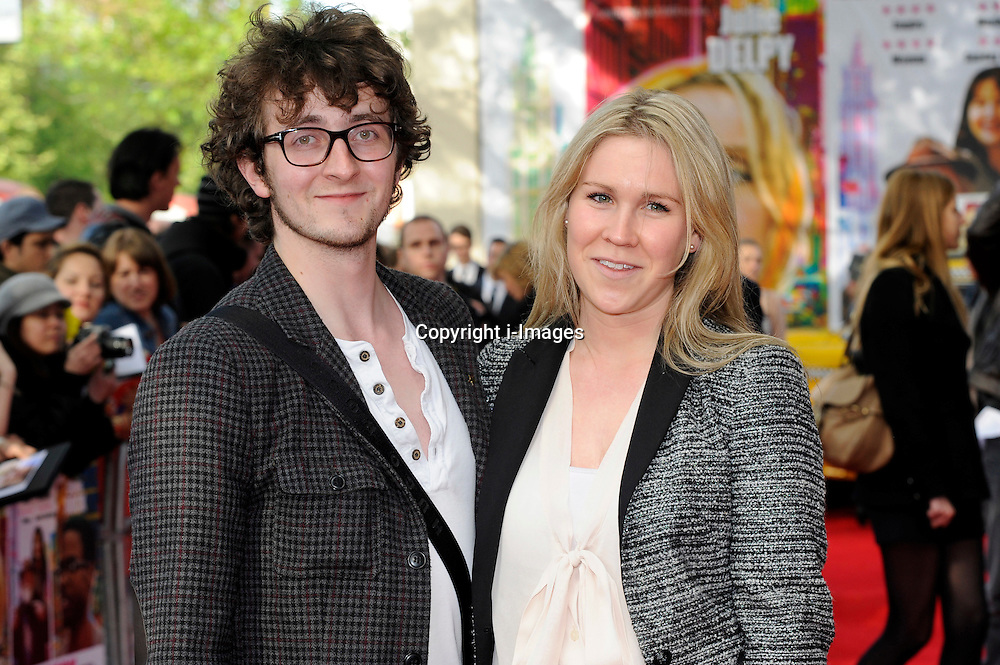 Tom Scurr at the premiere of 2 Days in New York in London on Friday 11th May 2012.  Photo by: Chris Joseph / i-Images
