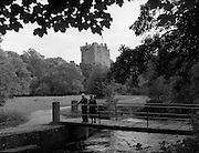 01/02/1957<br /> 02/01/1957<br /> 01 February 1957<br /> View at Blarney Castle, Co. Cork.