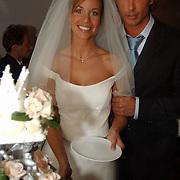 Huwelijk Renee Vervoorn en Francis Zwaneveld in kasteel Sypesteijn Loosdrecht
