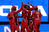 CLT20 - Q3 Trinidad & Tobago v Leicester Foxes