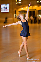 Ballerina Dancing In Grand Central Station- Dance As Art The New York Photography Project featuring Jaclyn Wheatley