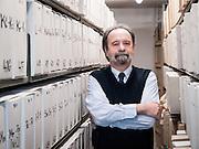 PhDr. Michal Svatos? - Direktor des Instituts für die Geschichte der Karlsuniversität Prag im Archiv der Universität.