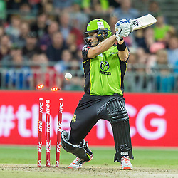 Sydney Thunder v Perth Scorchers | Big Bash League T20 | 7 January 2016