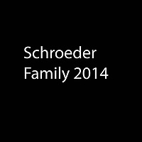 Schroeder Family 2014